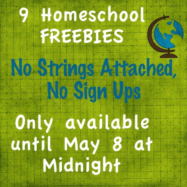 Homeschool-Freebies