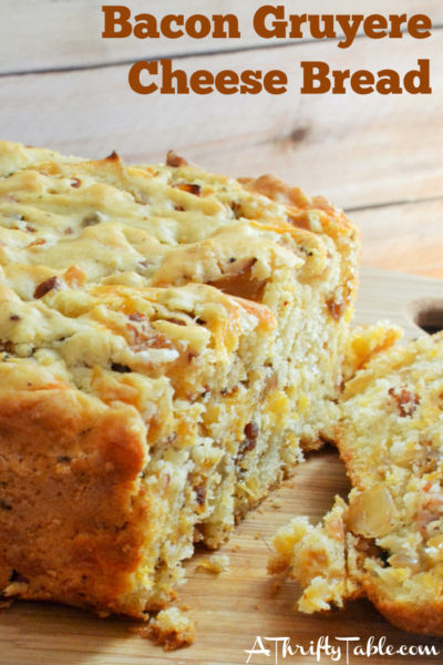 Bacon-Gruyere-Cheese-Bread