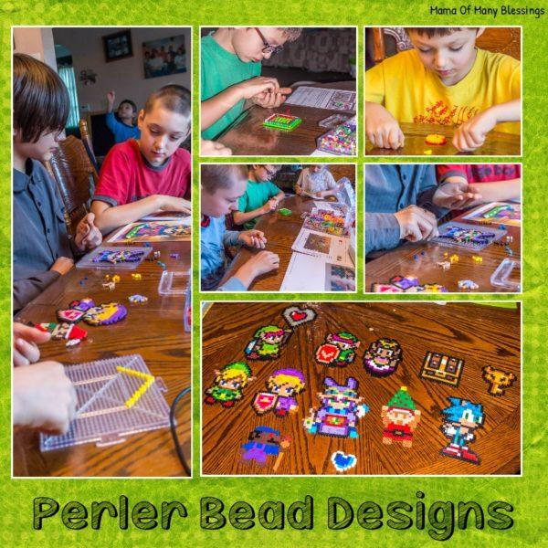 Perler-Bead-Designs