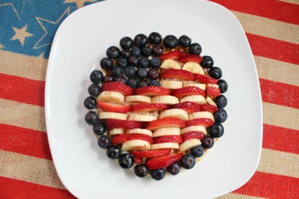 patriotic-waffles-Patriotic Recipe