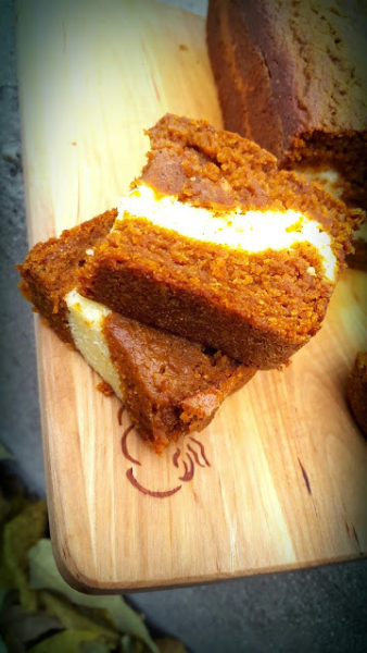 Cream-Cheese-Filled-Pumpkin-Bread