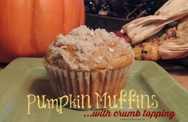 pumpkin-muffins-with-crumb-topping-Healthy-breakfast-ideas