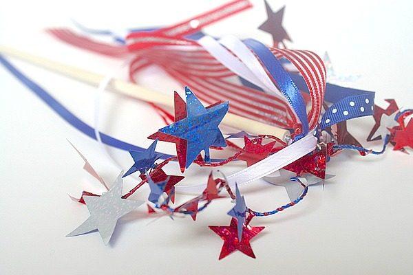 Patriotic-Wand