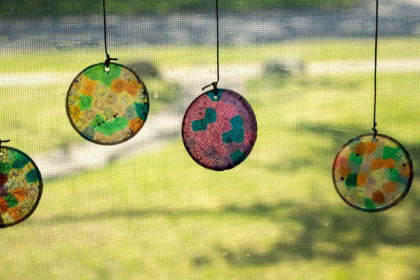 Bead Sun catcher-28