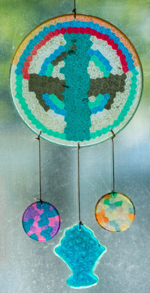 Bead Sun catcher-34