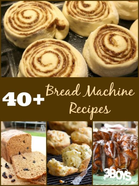 Bread-Machine-Recipes