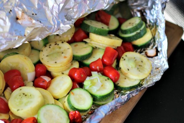 Grilled-Vegetables-In-Foil-Packets