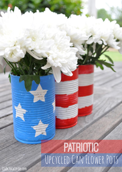 Patriotic-Upcycled-Can-Flower-Pots2