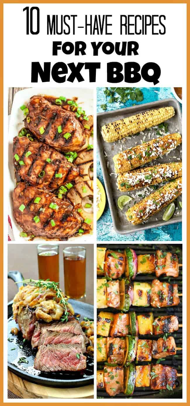 10-must-have-recipes-for-your-next-bbq-collage