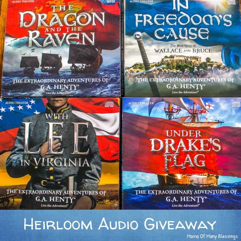 Bringing-History-to-Life-Heirloom-Audio-Giveaway