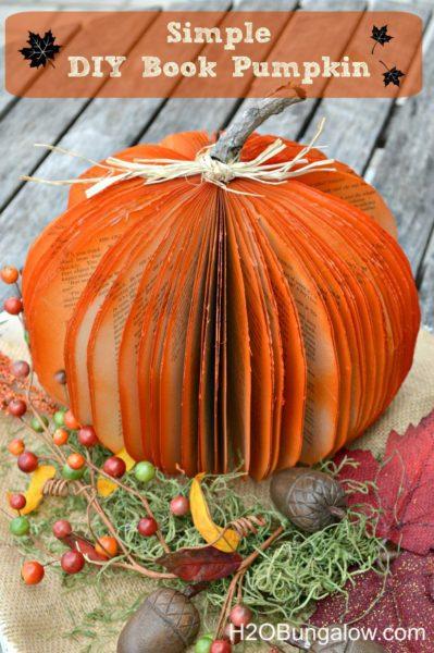 Simple-DIY-Book_pumpkin-kids-craft-ideas-for-fall