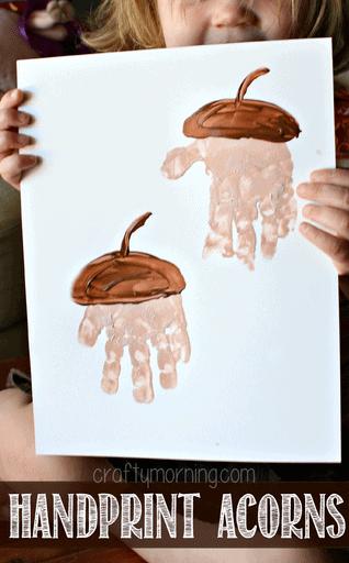 handprint-acorn-craft-for-kids-kids-craft-ideas-for-fall
