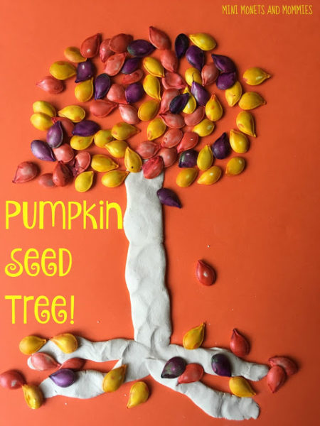pumpkin.seed.tree-kids-craft-ideas-for-fall