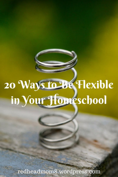 20-ways-to-be-flexible-in-your-homeschool