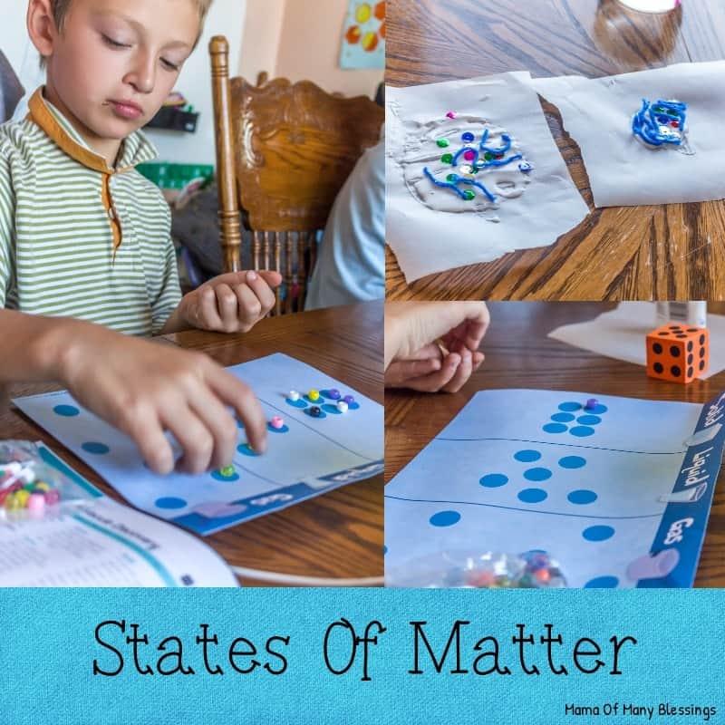 States-Of-Matter