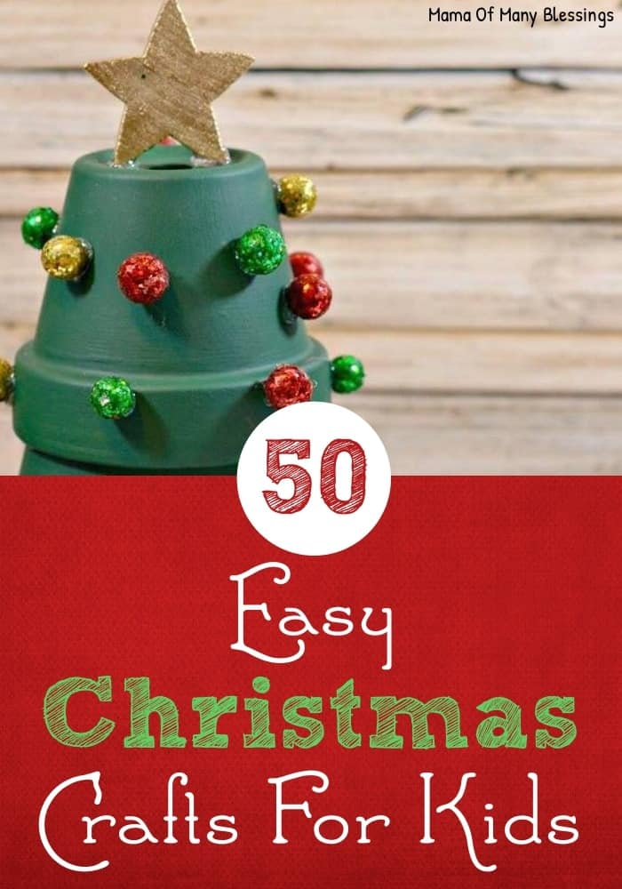 ideas for christmas crafts homemade 50 awesome and easy craft ideas for 6823