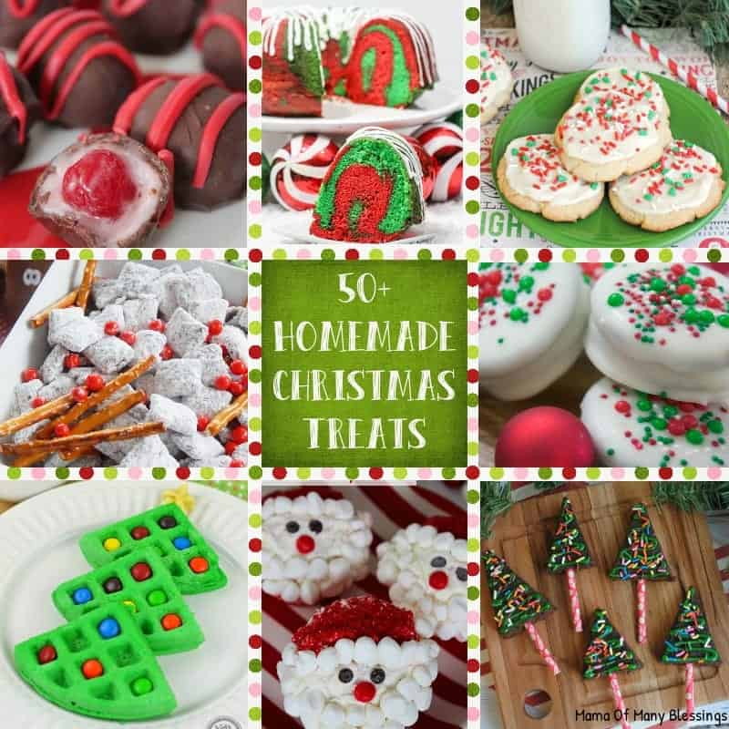50+ Festive and Delicious Christmas Recipes Perfect For Holiday Baking