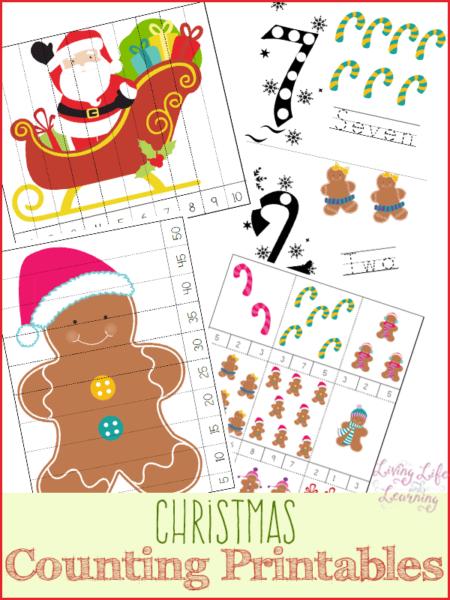 christmas-counting-printable