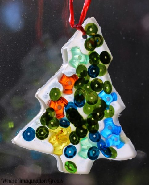 christmas-crafts-for-kids-tree-decorations-Kids-Craft-Ideas-For-Christmas