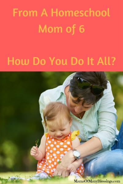 How Do You Do It All 1
