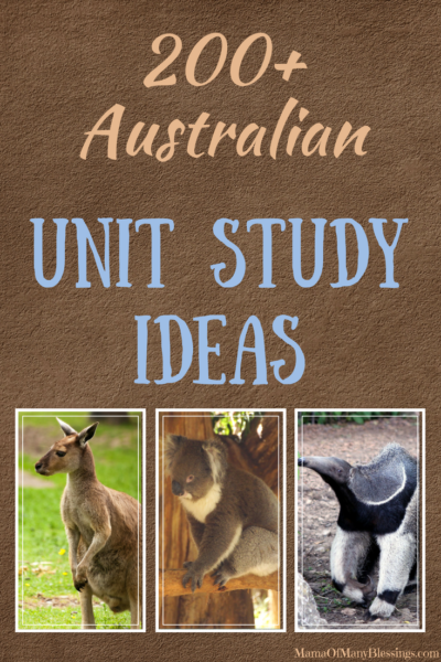 200+-Australia-Unit-Study-Ideas-Pinterest-2