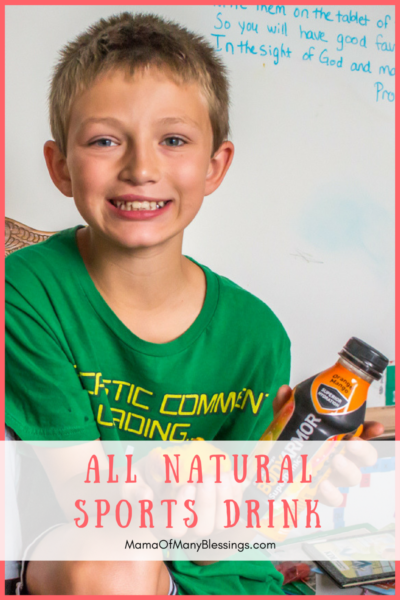 All Natural Sports Drink BODYARMOR