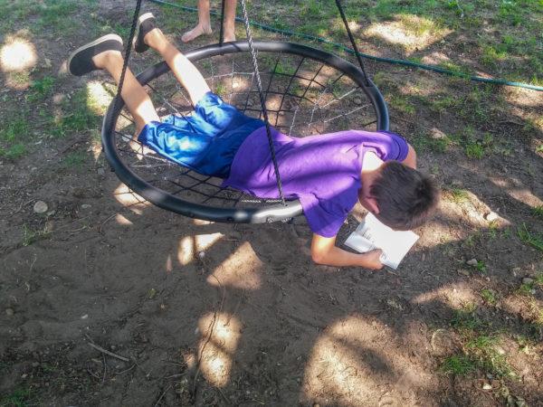 Keeping Kids Focused During Reading Sonlight