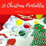 35+ Revolutionary Christmas Printables Kids Will LOVE