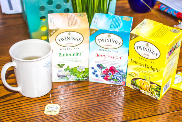 Twinings Herbal Tea The Perfect Tea For Tea Time