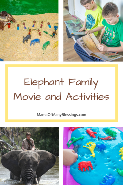 Elephant Family Movie Phoenix Wilder and The Great Elephant Adventure