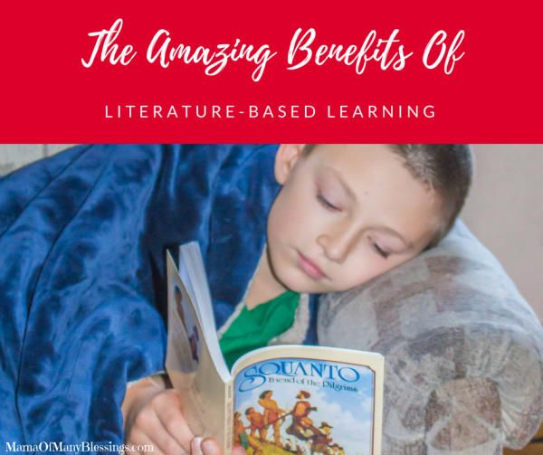 Amazing Benefits Of Literature-Based Learning