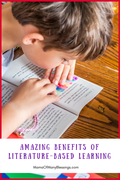 Benefits of literature-based Learning Main Image