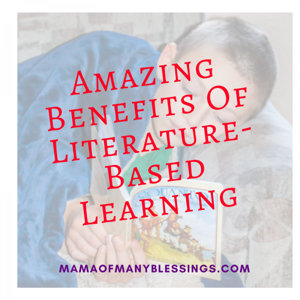 Benefits of literature-based Learning Square