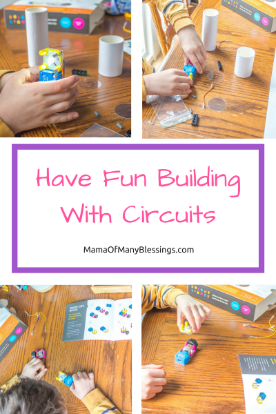 Building With Circuits Circuit Cubes Collage Facebook