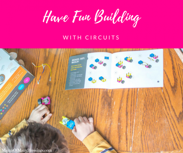 Have Fun Building With Circuit Cubes