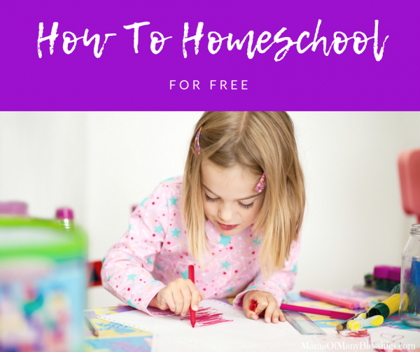 How To Homeschool For Free Facebook