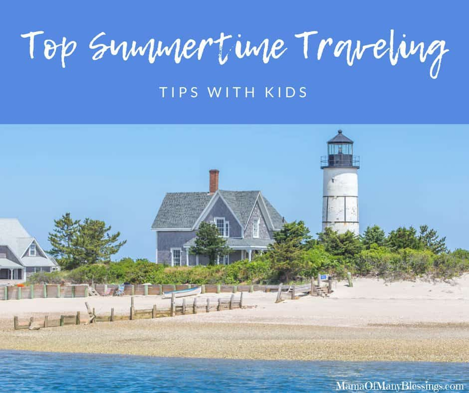 Top Summertime Traveling Tips With Kids Facebook
