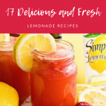 17 Delicious and Fresh Lemonade Recipes