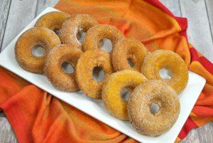 pumpkin donut 5-4