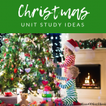 Christmas Unit Study Ideas