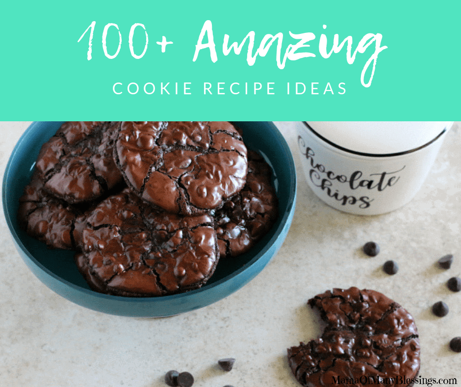 100+ Amazing Cookie Recipe Ideas Facebook