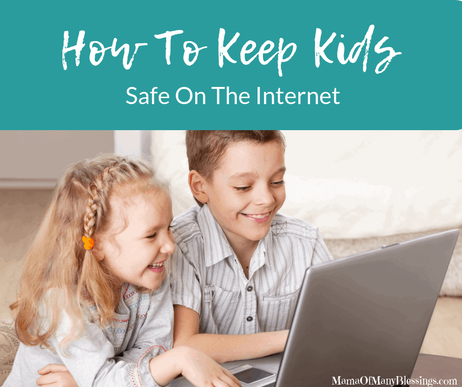 How To Keep Kids Safe On The Internet Facebook