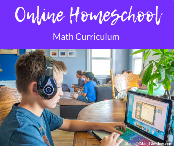 This homeschool math curriculum has been a lifesaver in our house. It teaches kids using multisensory learning, does all the grading for me, plus they offer a large family discount! Try the completely free trial for the first 15 lessons where you don't even have to enter your credit card info! I' sure you will LOVE it!