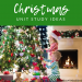 Christmas Unit Study Ideas Facebook