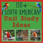 130+ Awesome South America Unit Study Ideas