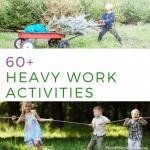60+ Practical Heavy Work Activities Proven To Calm